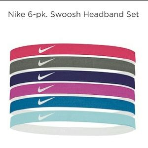 Nike Accessories - Nike headband set